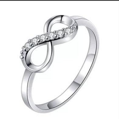 iMucci Fashion Alloy Crystal Ring