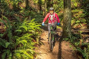 Vancouver MTB biking Scenic Nature