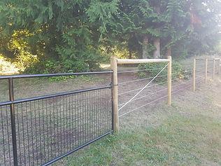 Bayco horse fence
