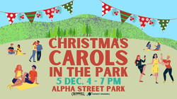 Christmas Carols in the Park