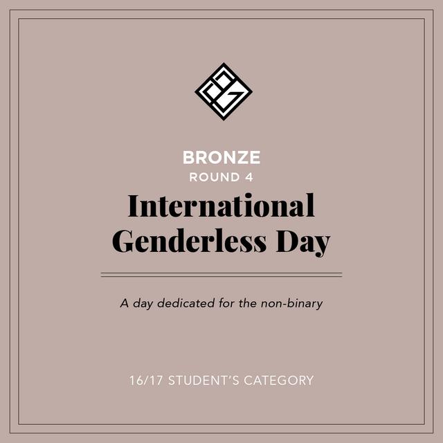 International Genderless Day