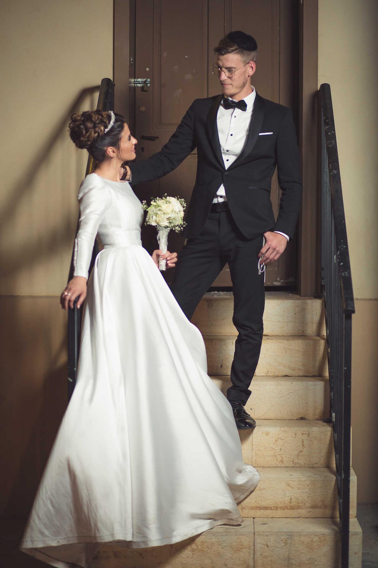Tamar & Shmolik חתונות