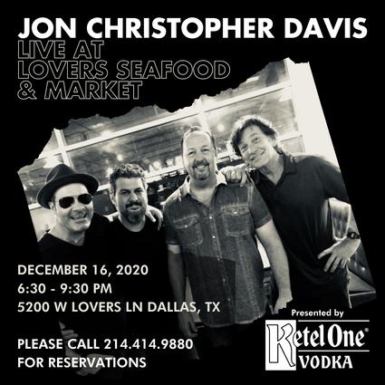 John Christopher Davis Live At Lovers -