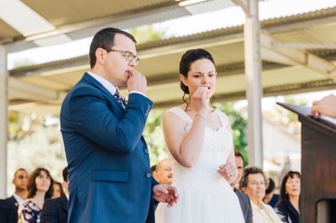 Stacey & David Wedding, Riverside Country Estate