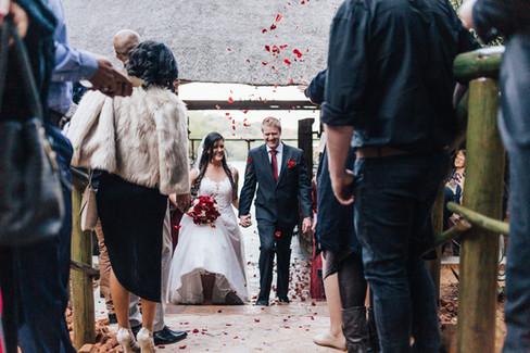 Jehan & Willie Wedding, Leopard Lodge