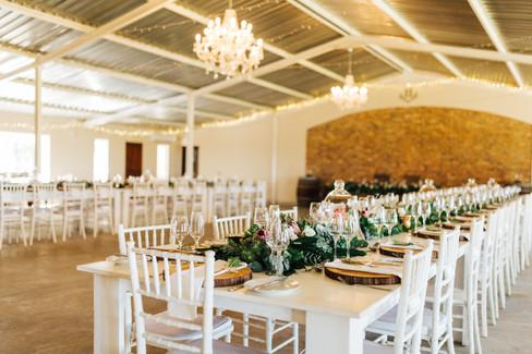 Chené & Byron Wedding, Harmonie Proteas