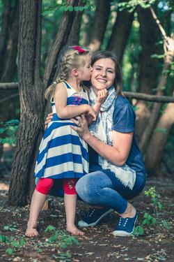 family photographer, family portrait