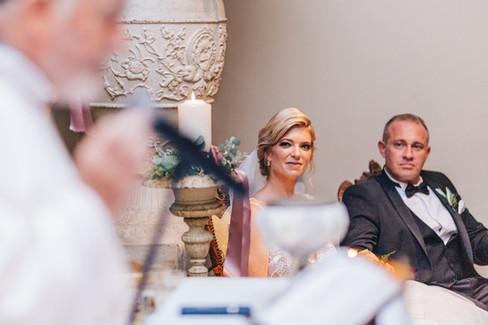 Sarah & George Wedding, Morrells