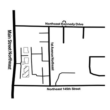 Map to find Valley Foursquare Church