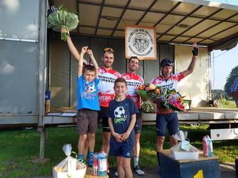 Limburgs kampioen in Zutendaal