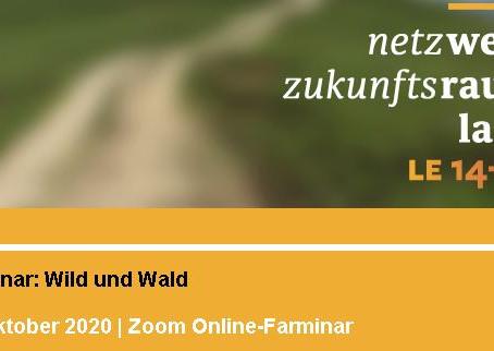 Farminar: Wild und Wald