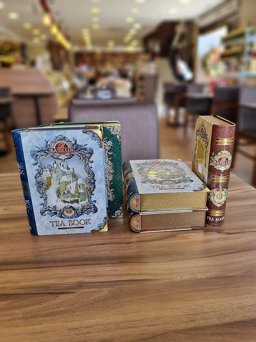 Chá Basilur Tea Book
