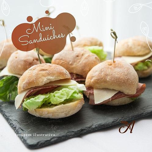 Mini Sanduíches Variados
