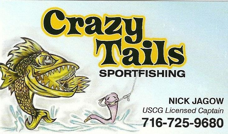 Crazy Tails Sportfishing