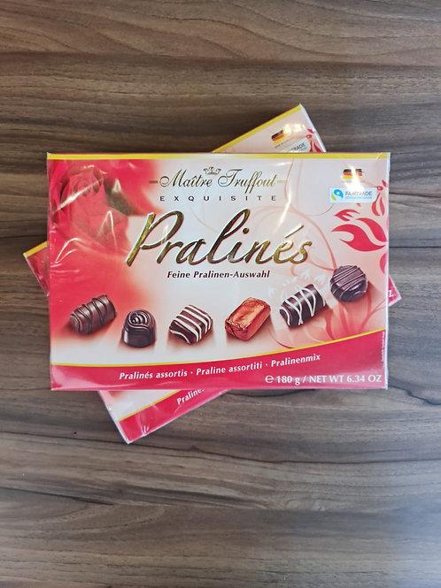 Chocolate Pralinés
