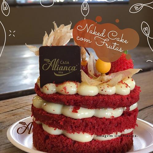 Naked Cake de Frutas