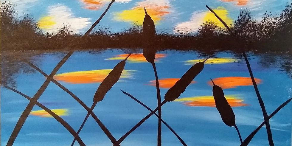"""Lakeside"" Paint Night"