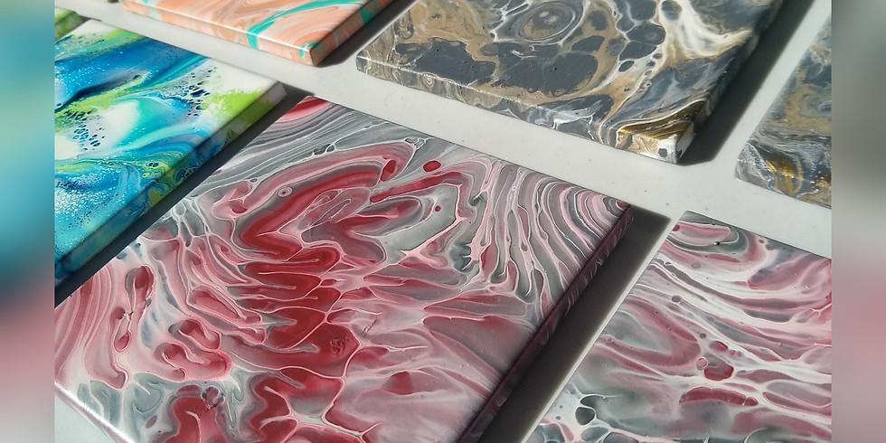 Pour Paint Workshop