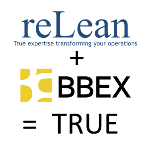 reLean and BBEX join forces
