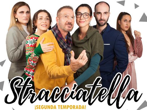"""""""Stracciatella"""" vuelve a Madrid: todos los martes de octubre y noviembre en la sala Nueve Norte"""