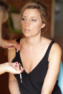 Maquillage mariage