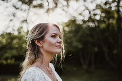 Maquillage mariée crédit photo : Céline Uthurralt