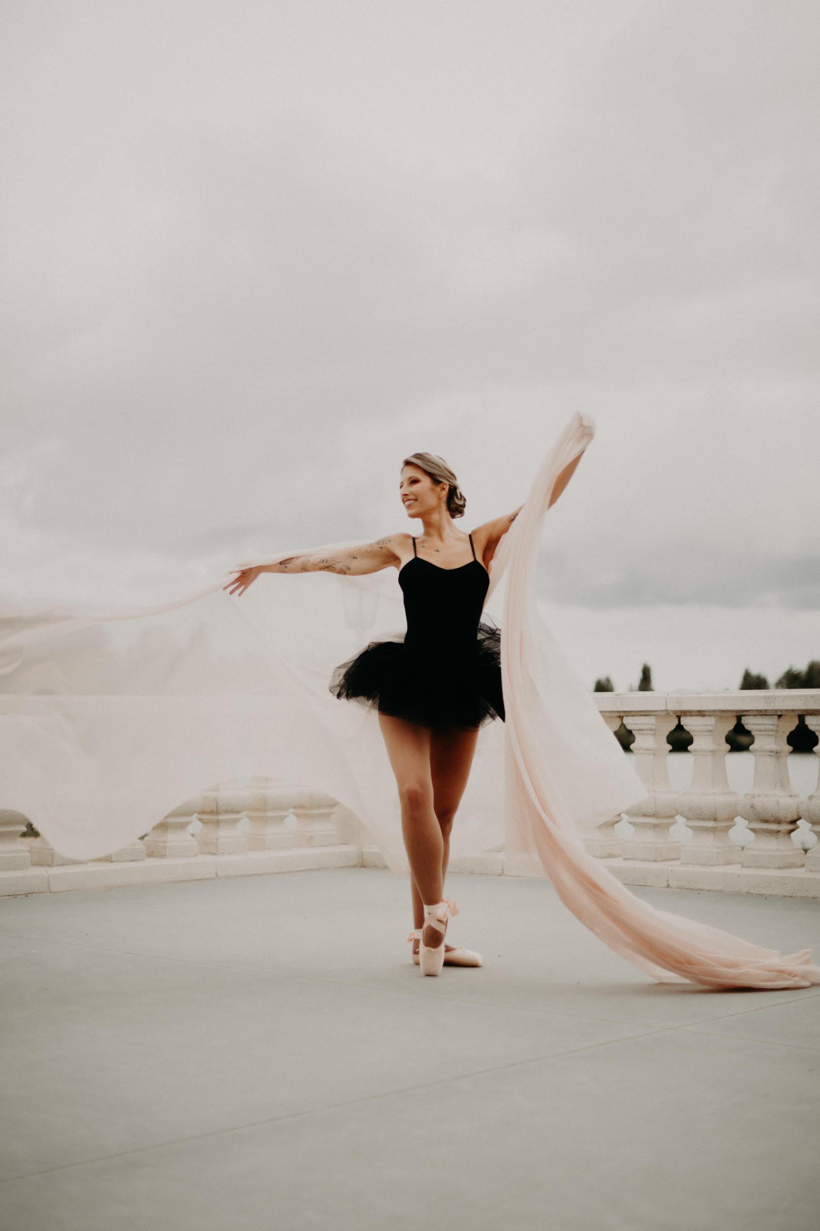 Maquillage mariage danseuse classique crédit photo passionnement toi