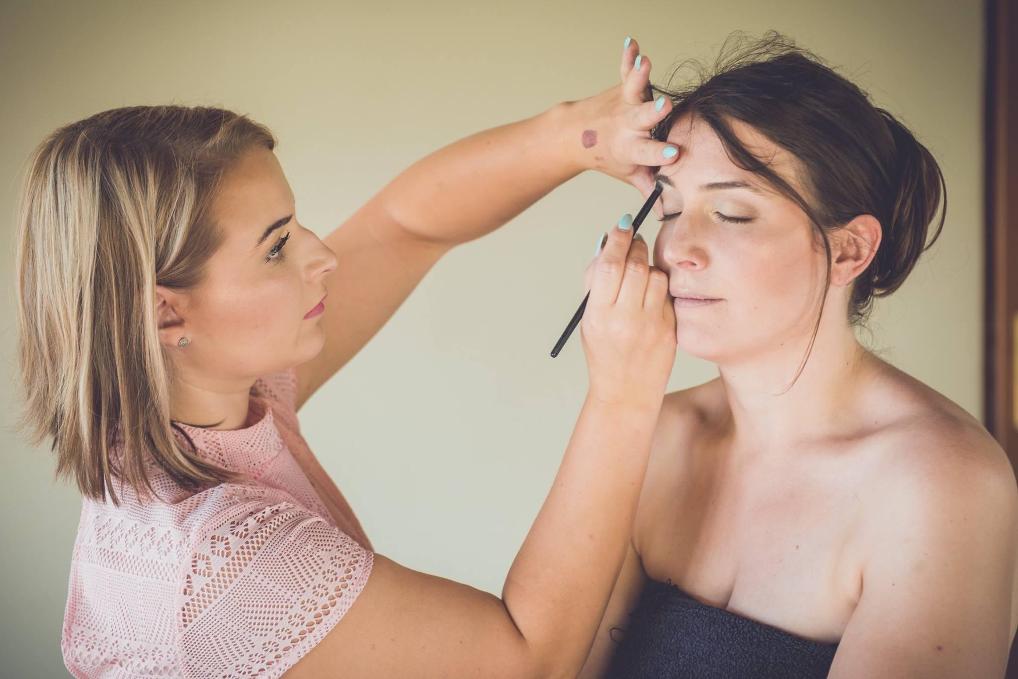 Maquillage de la mariée Bulle de Songe