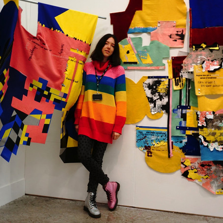 Art and Design at Central Saint Martins