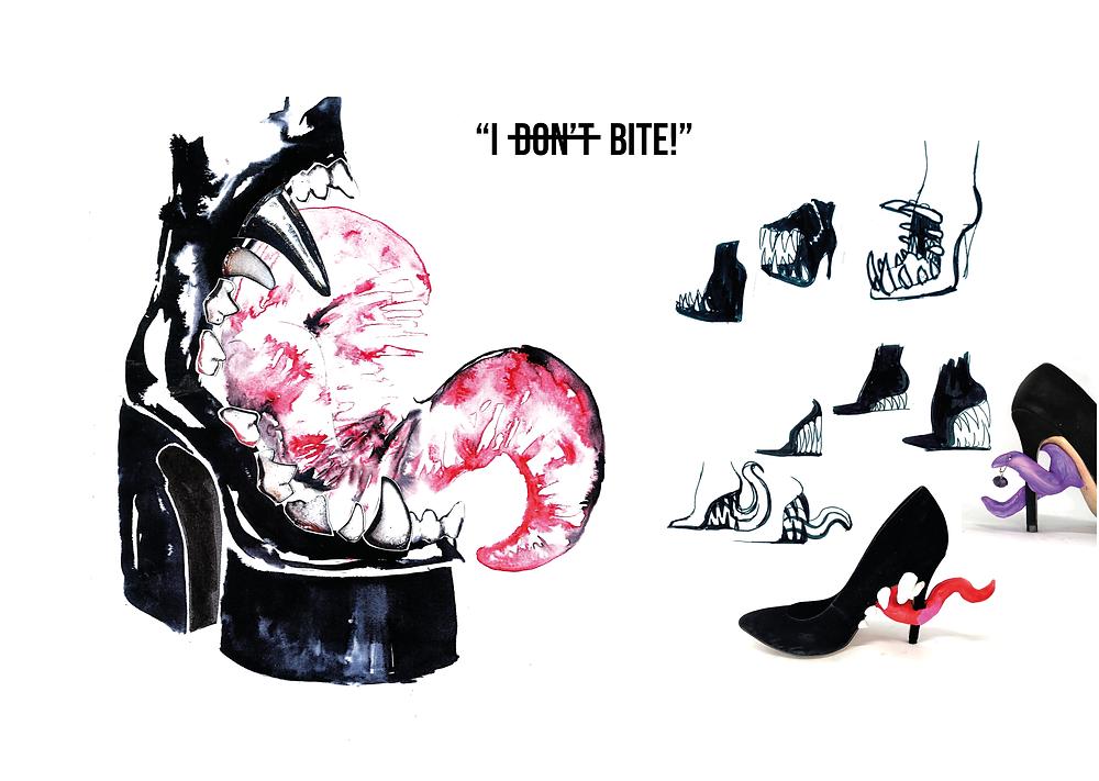 Fashionbrew - Designer Meta Cunder - Shoe