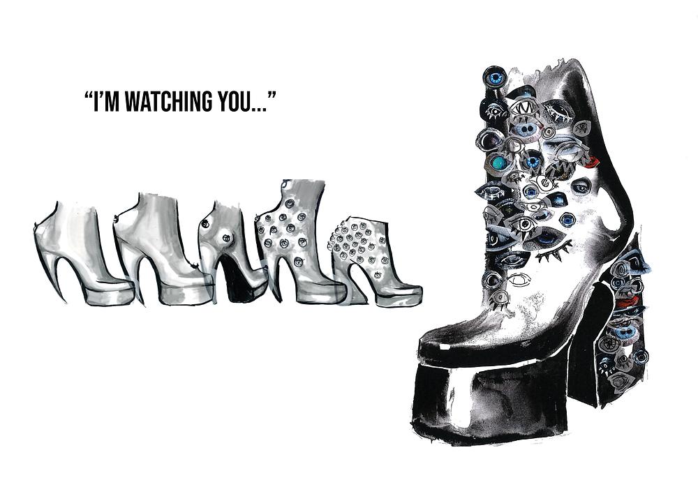 Fashionbrew - Fashion Designer Meta Cunder - Shoes