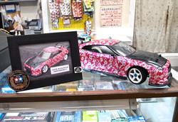 タミヤ・日産GT-R(R35)