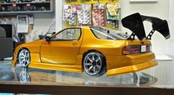 ヨコモ FC3S RX7サバンナ