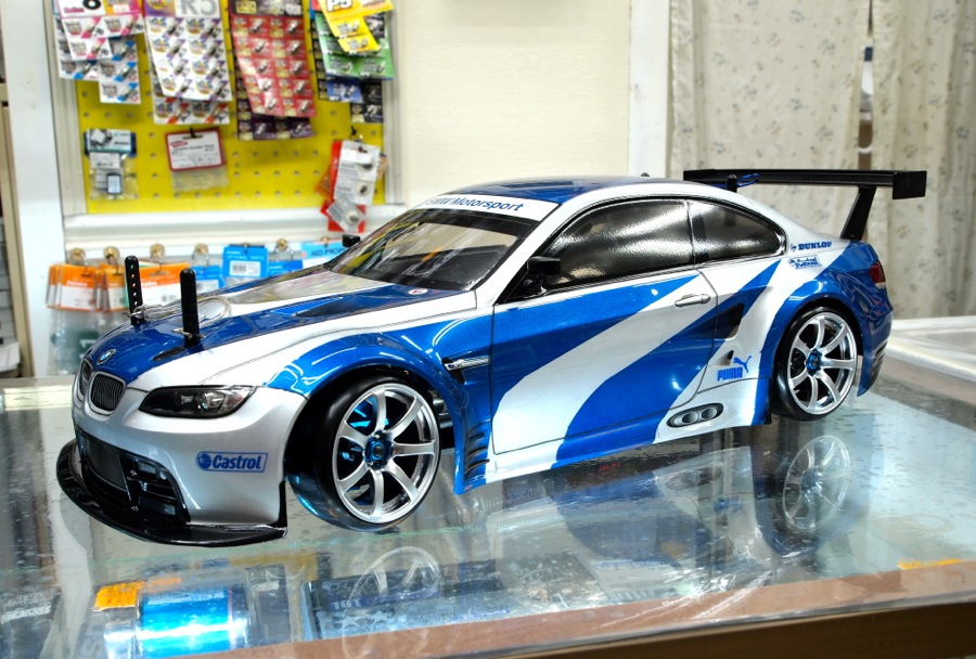 BMW M3 GT2 2009