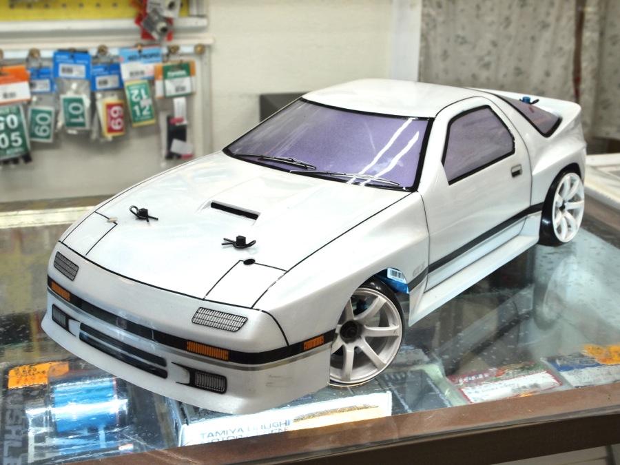 MAZDA サバンナRX-7 FC3S
