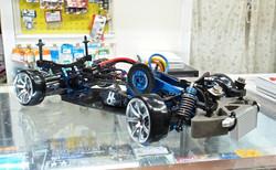 ヨコモ FC3S RX7サバンナ(Dライク RER)