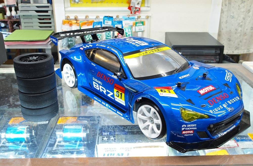 スバルBRZ GT300