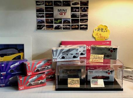 MINI-GT 新製品が入荷しました!