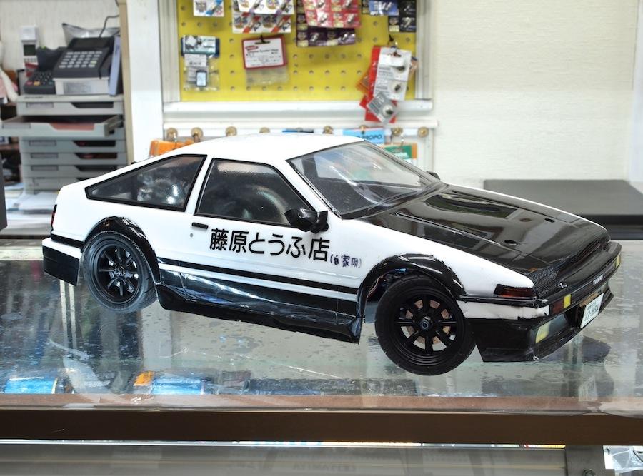 トヨタ86 TRUENO
