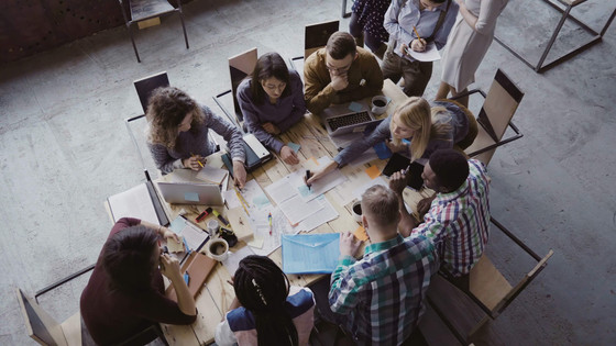 5 Ways To Create A Collaborative Culture Right Here, Right Now