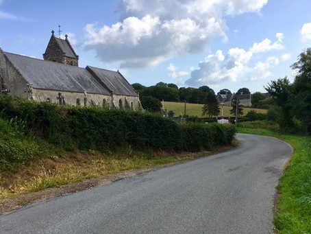At Home in the Cotentin
