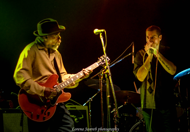 Cesar & Lurrie in Cordoba