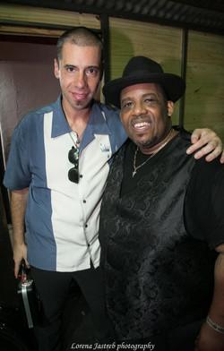 with Slam Allen