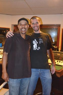 i'm recording with John Primer