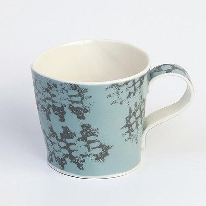 Cwpan Carthen Glas - Duck Egg Blue Carthen Cup