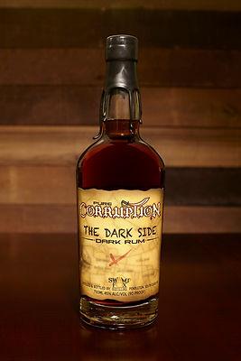 """""""Pure Corruption®"""" Dark Side Rum"""