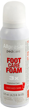Foot Care Foam #3X
