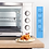 Thumbnail: WH-O-35 Wonder Home Stainless Steel Electric Oven 35 Liter 1600W