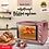 Thumbnail: WH-O-55C Wonder Home Classic Electric Oven 55 Liter 2200W