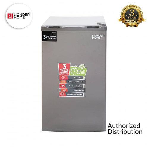 WHF-DF-S105L WONDER HOME Single Door Defrost Refrigerator 105 Liter